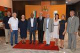 Космонавти от България, Русия и Куба посетиха Община Варна