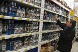 КАТАСТРОФИРА продажбата на водка в Русия