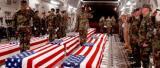 КОВЧЕЗИТЕ с ФАЩ-войниците потеглиха от Дамаск към американските си гробове
