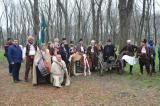 Тържествено откриха паметна плоча на Златния бог на България Вълчан войвода в Девня